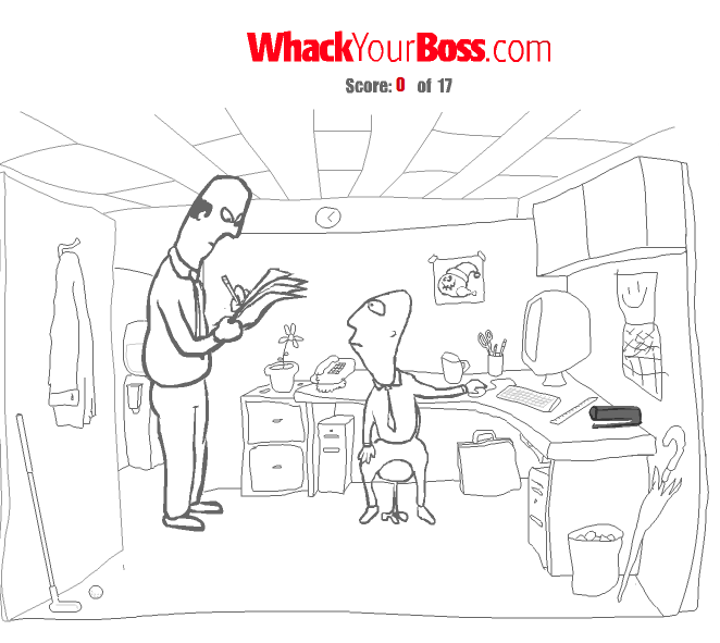 Whack Your Boss (Убей Босса)
